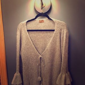 Wool sweater from Paris